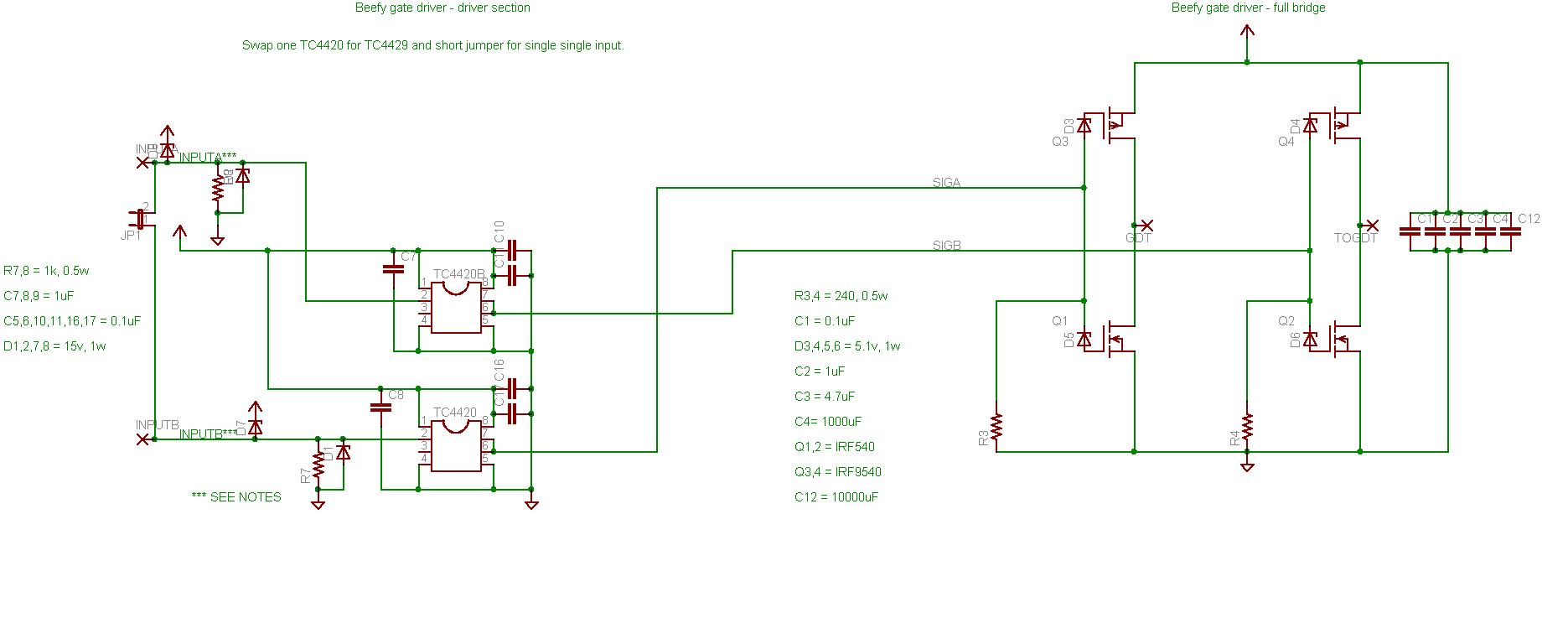 Inverter H Bridge Mosfet Circuit Guide And Troubleshooting Of Using Driver Ir2110 Fet